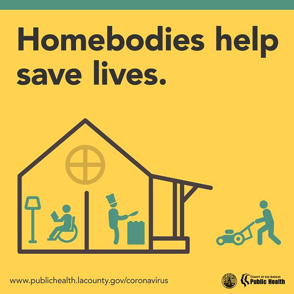 Homebodies help