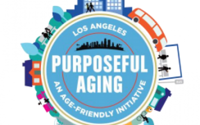 Image of the Purposeful aging logo